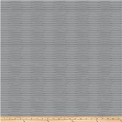 Fabricut Bella Dura Parker Pleat River Stone