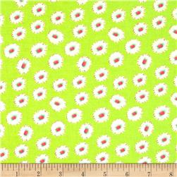 Sketchbook Gerbera Dot Green