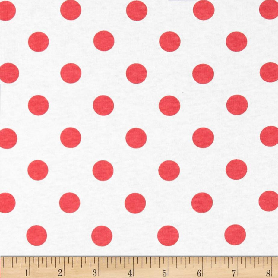 Polka Dots Red