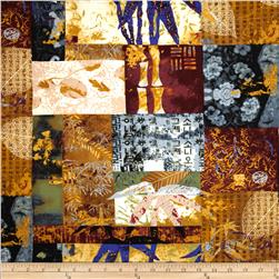 Jams World Tropical Patchwork Multi