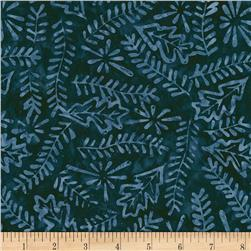 "Timeless Treasures Tonga 106"" Extra Wide Batik Nature Hike Ocean"