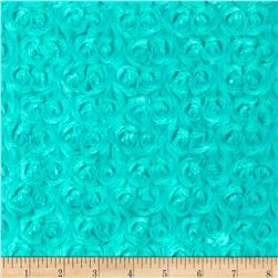 Minky Rose Cuddle Breeze Fabric