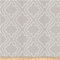 Fabricut Yasa Lattice Linen Blend Ivory
