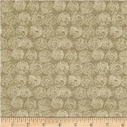 Sunflower Journal Weathered Dots Linen