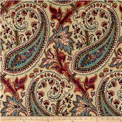 Waverly Plumtree Paisley Jewel
