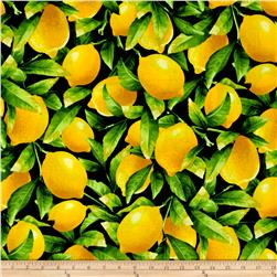 Fresh Squeezed Lemon Black