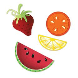 Sizzix Sizzlits Die Set 3PK - Summer Fruit Set #2