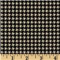 North By Northwest Flannel Great Scotts Houndstooth Cream