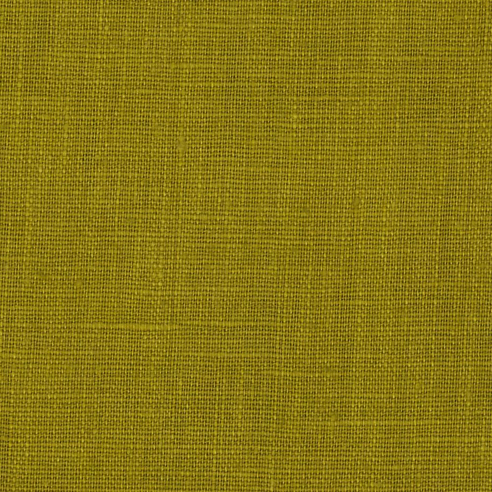 European 100% Washed Linen Apple Green