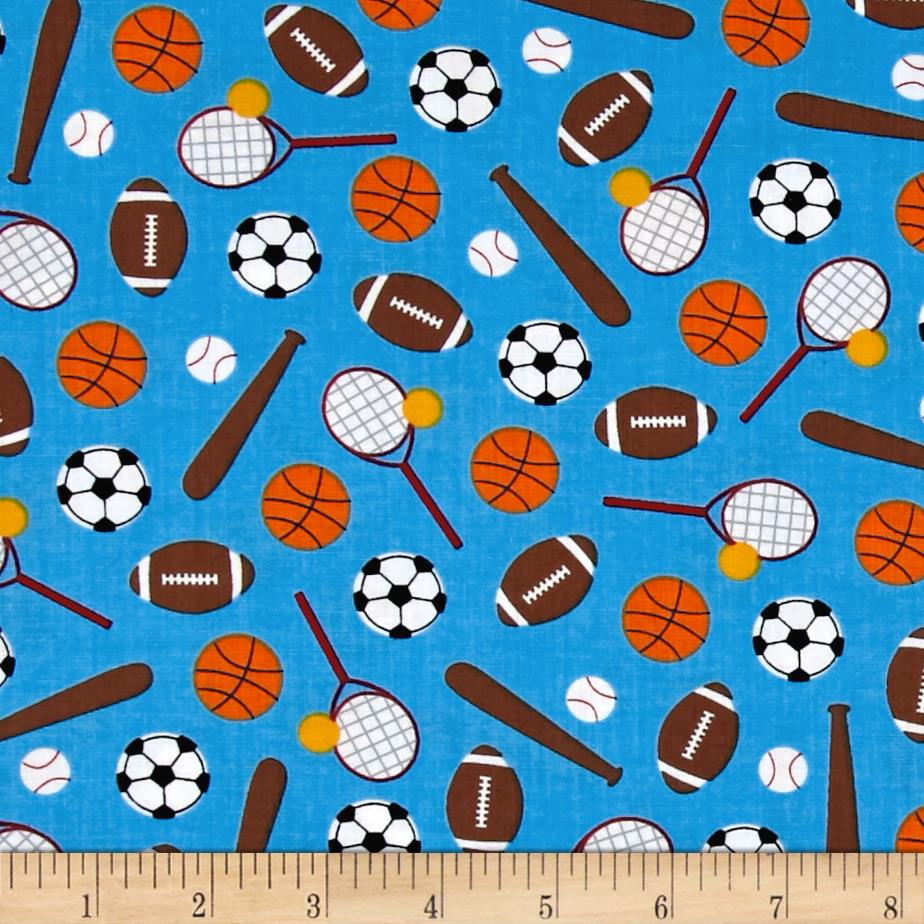 Kaufman sport kids sports gear park discount designer for Wholesale childrens fabric