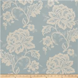 Fabricut Gabrielle Wallpaper La Mer (Double Roll)