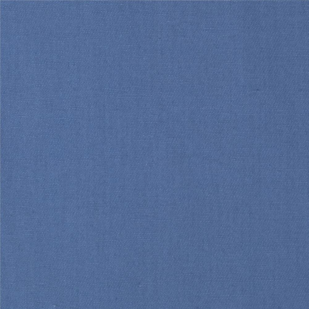 Cotton Twill Dusty Blue