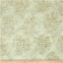 Wilmington Batiks Flourish Ivory