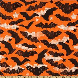 Spooktacular Gone Batty Orange