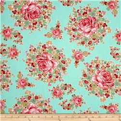 Verna Mosquera Sugar Bloom Sugar Bouquet Aqua