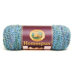 Lion Brand Homespun Yarn (341) Windsor