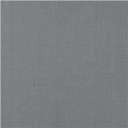 Cotton & Steel Solids Silver