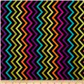 Michael Miller Mini Chic Chevron Jewel