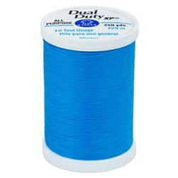 Coats & Clark Dual Duty XP 250yd Hummingbird Blue