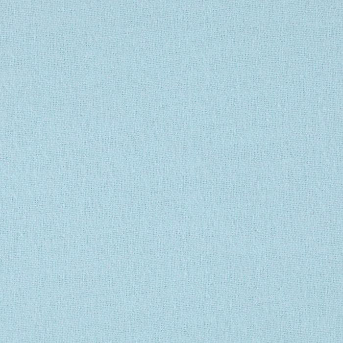 Comfy Double Napped Flannel Baby Blue