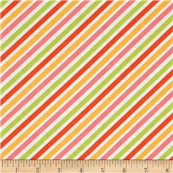 Riley Blake My Sunshine Stripe Green
