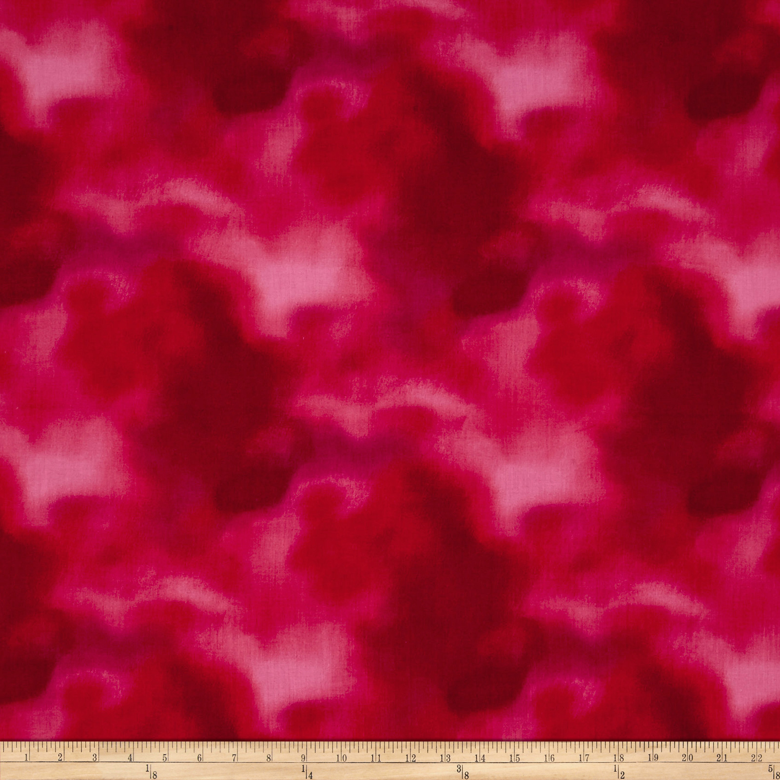 Sophia Tonal Blender Cranberry Fabric