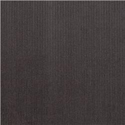 Kaufman 14 Wale Corduroy Charcoal