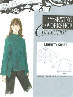 The Sewing Workshop Liberty Shirt Pattern