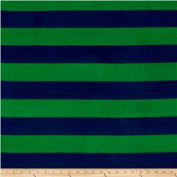 Go Team Fleece Kelly Green/Navy