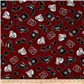 Kanvas Smooches Glam Red/Black