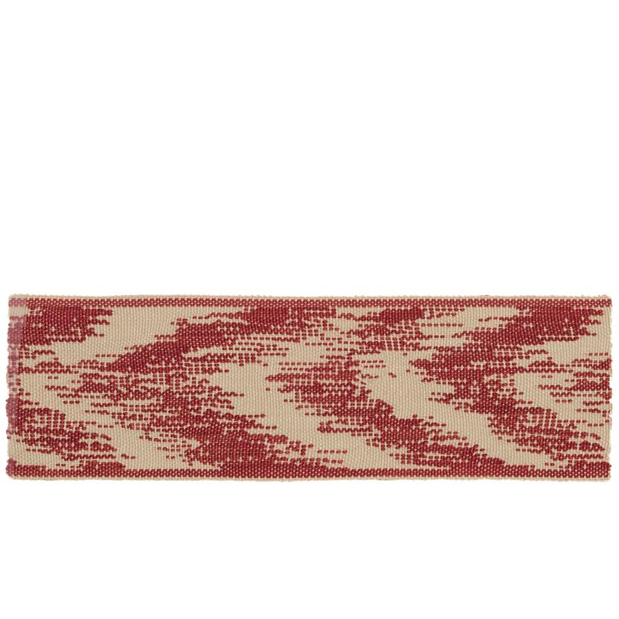 """French General 2.25"""" Charente Trim Rouge"""