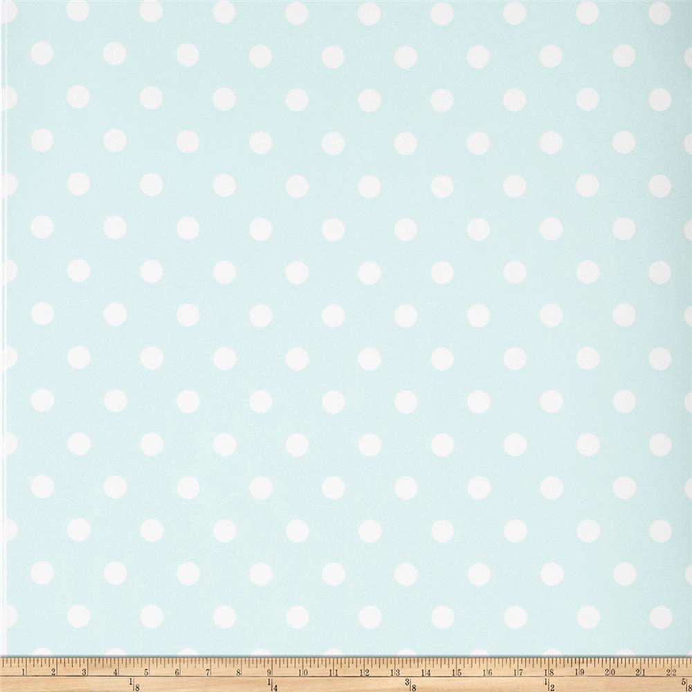 Fabricut Sixpence Wallpaper Wallpaper Mist (Double Roll)