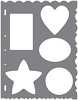 Fiskars Shape Template Shapes