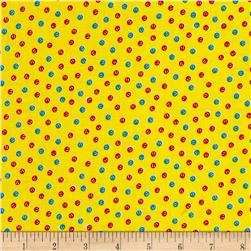 The Big Dig Dots Yellow