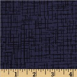 110 In. Wide Quilt Back Betula Navy