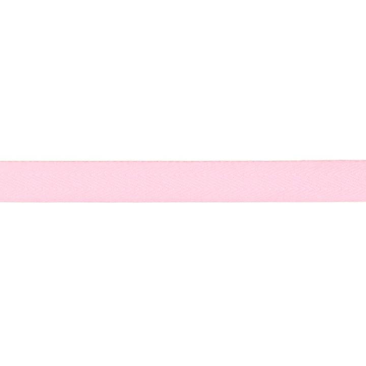 "5/8"" Twill Tape Ribbon Pink"