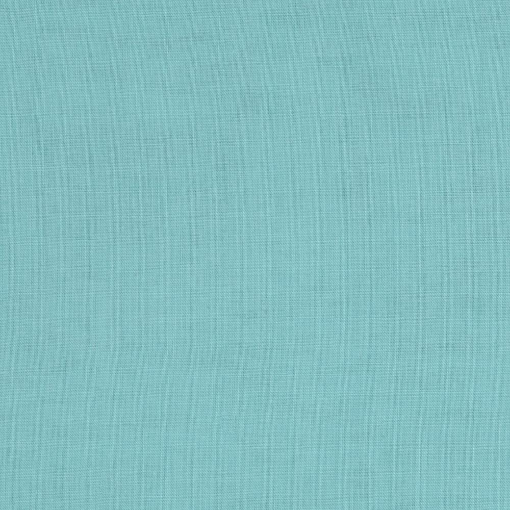 Kaufman Cambridge Cotton Lawn Aqua