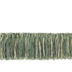 "Trend 2.25"" 01464 Brush Fringe Emerald"