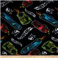 Hot Wheels Fleece Urban Agent Black