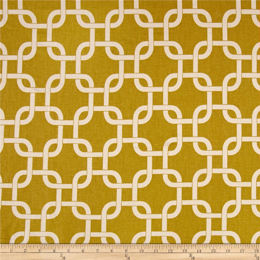 Premier Prints Gotcha Summerland Yellow