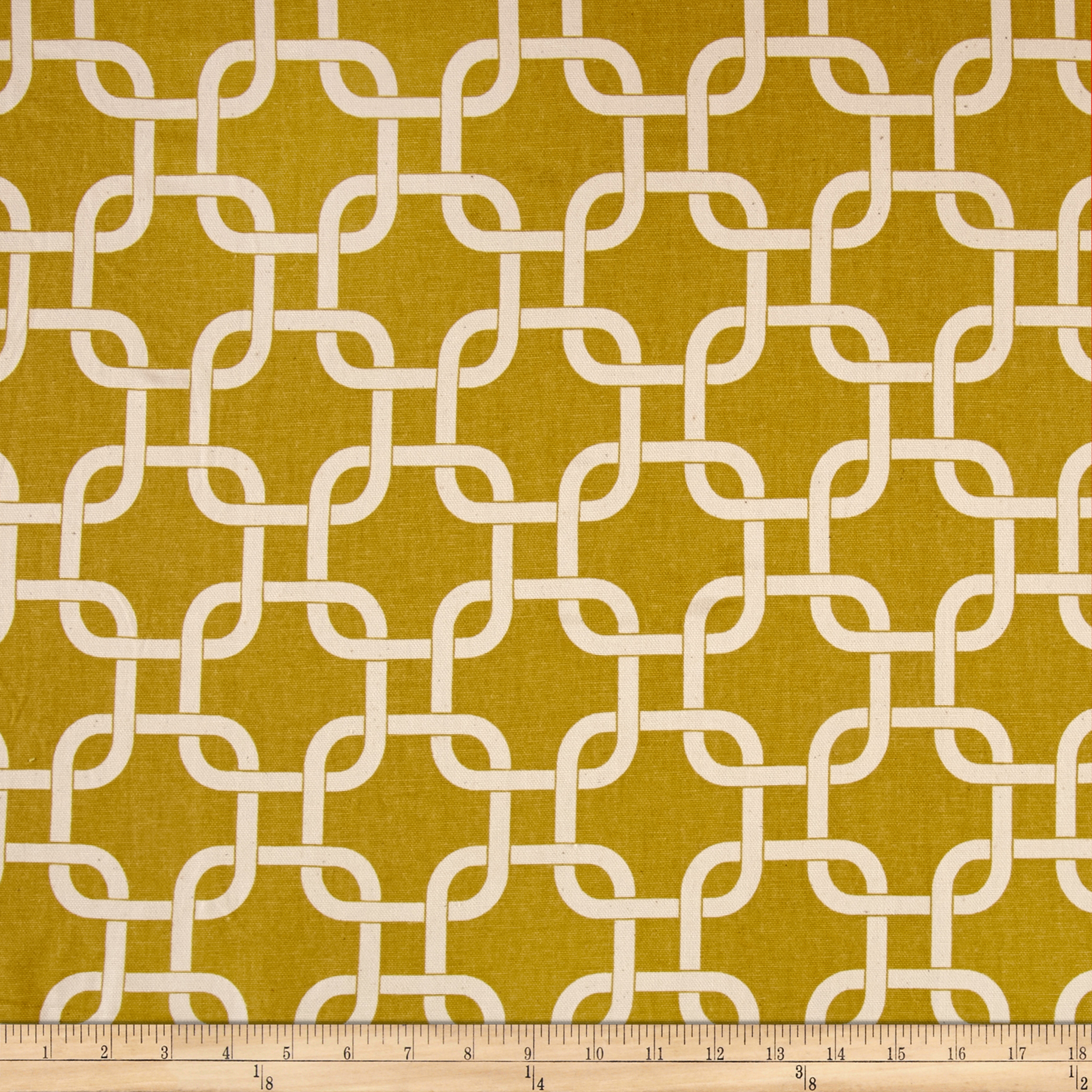 Premier Prints Gotcha Summerland Yellow Fabric