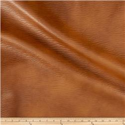 Richloom Tough Faux Leather Entity Cognac