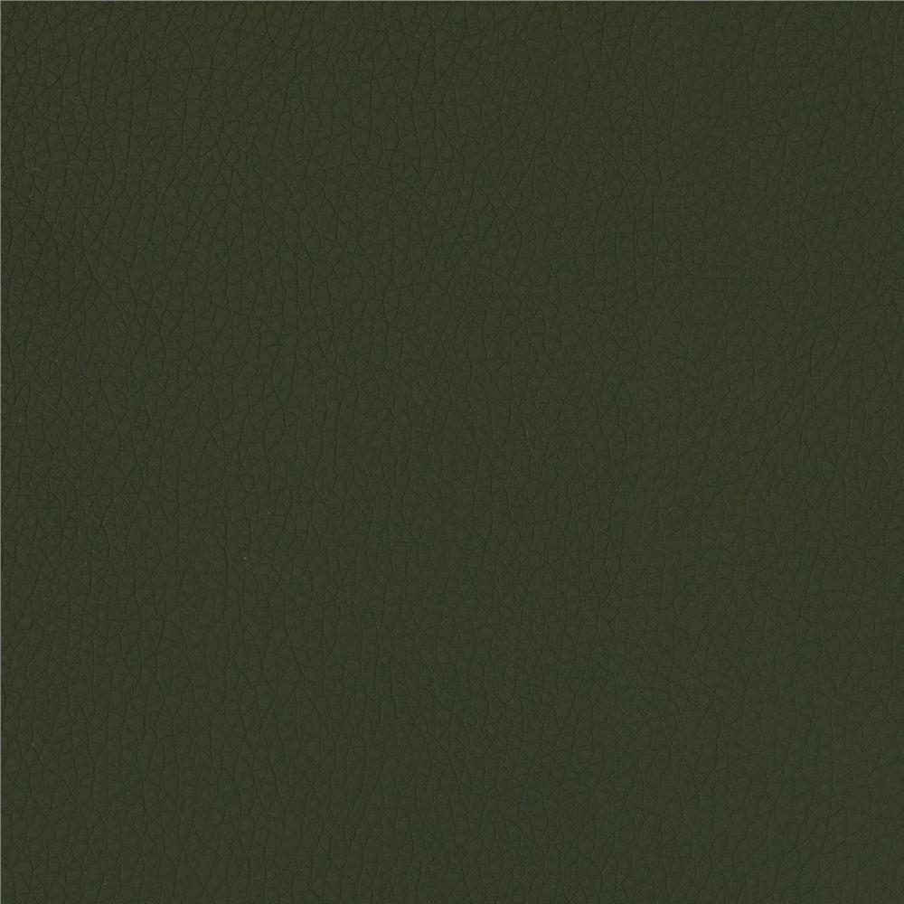 Textile Creations Leather Backed Vinyl Pine Green