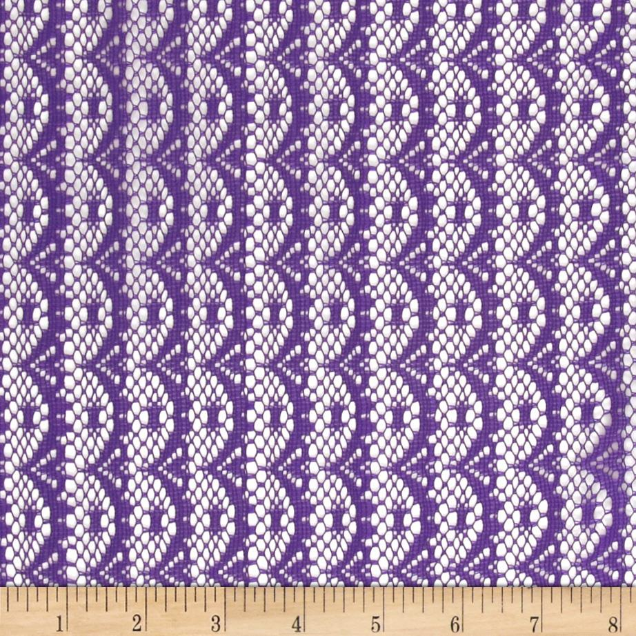 Lace Waves Purple