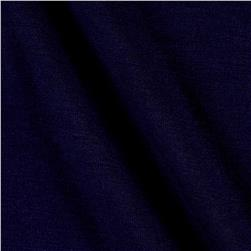 Jersey Knit Solid Navy