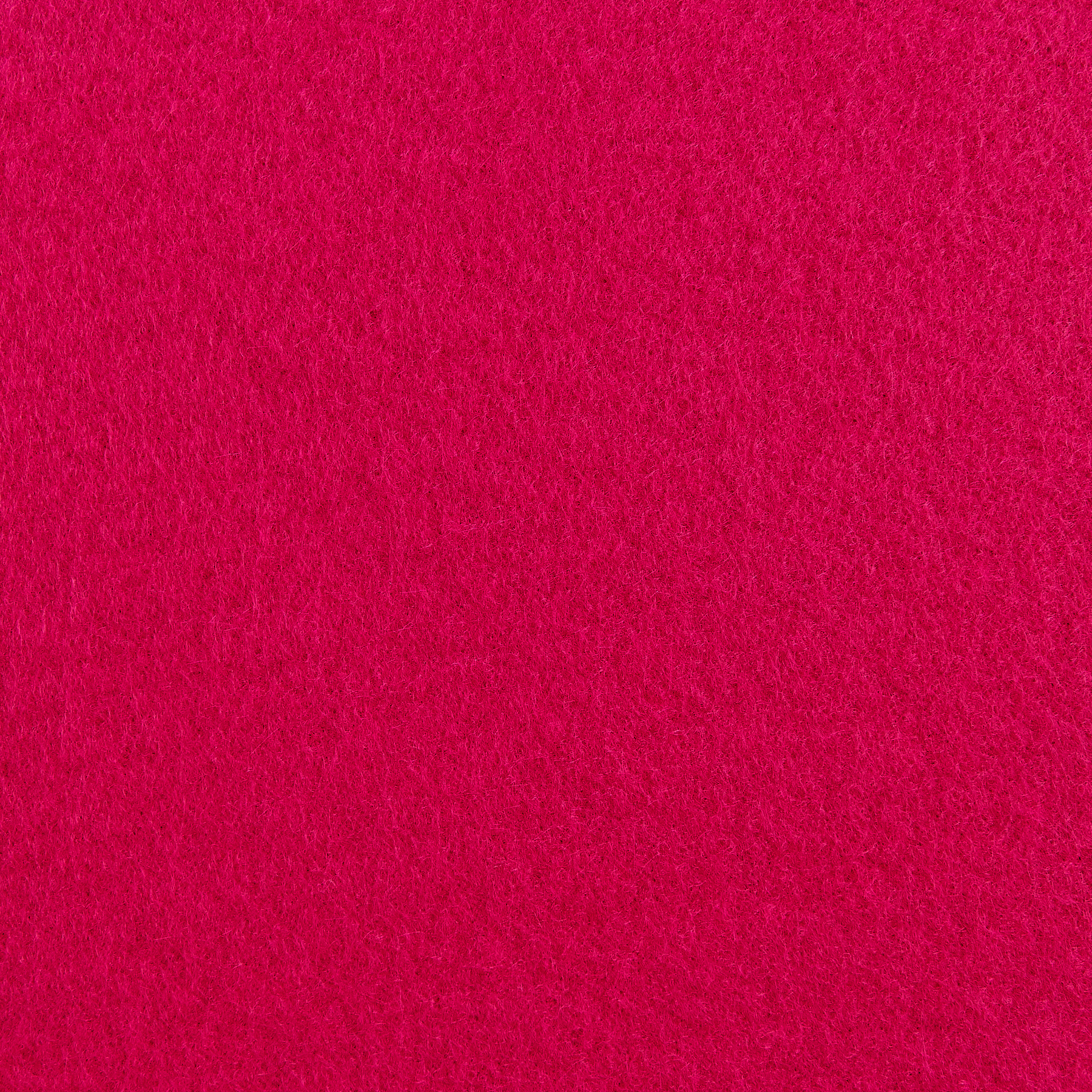 Solid Fleece Fuschia Too Fabric by Textile Creations in USA