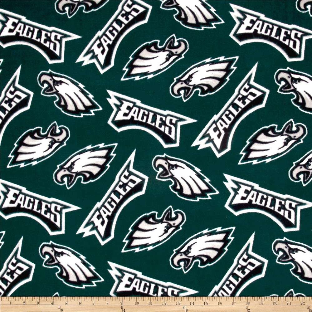 NFL Fleece Philadelphia Eagles Green/White