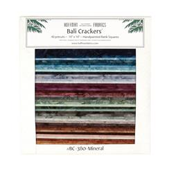 Bali Batiks Mineral 10 In. Crackers