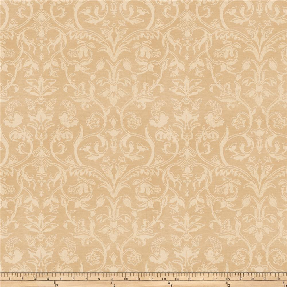 Trend 03485 jacquard cream discount designer fabric for Jacquard fabric