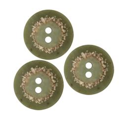 Fashion Button 3/4'' Sandi's Delight Sage Green